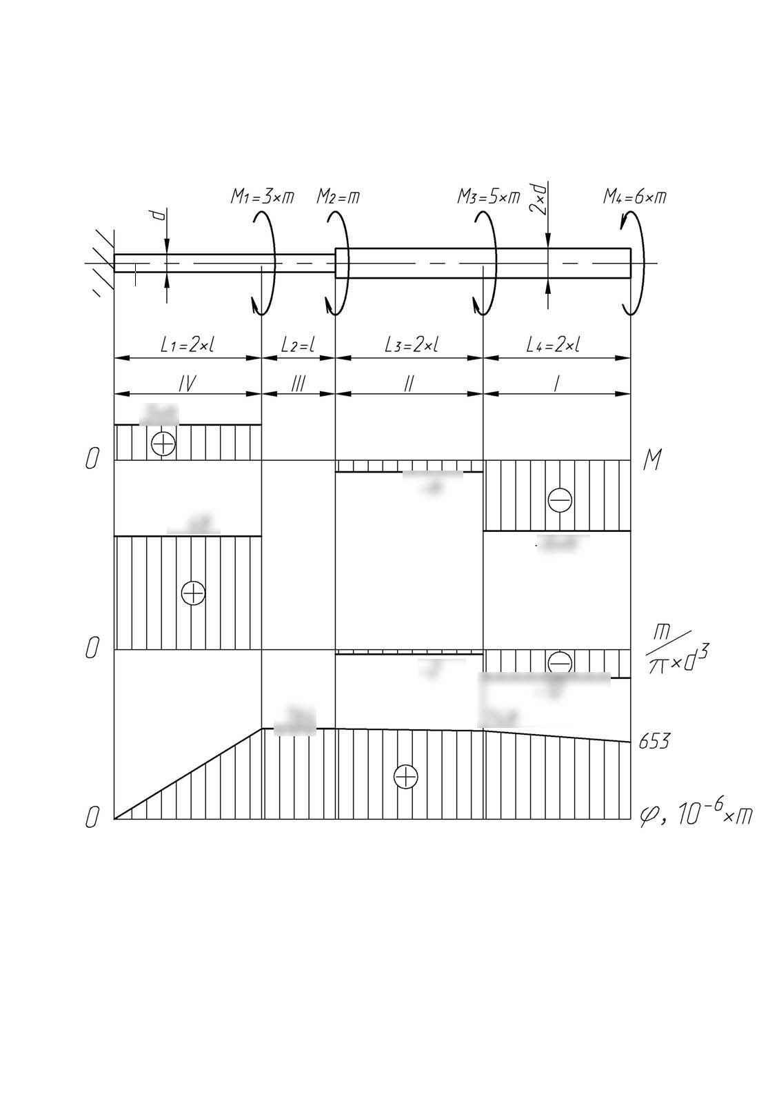 Сопромату по онлайн задач решебники